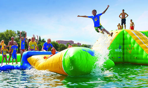 Regina Beach Aquatic Adventures - Flip