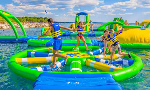 Regina Beach Aquatic Adventures - Target